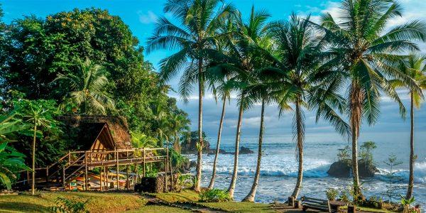Un matin, à l'Eco-Lodge d'El Cantil, en Colombie - © sergejf