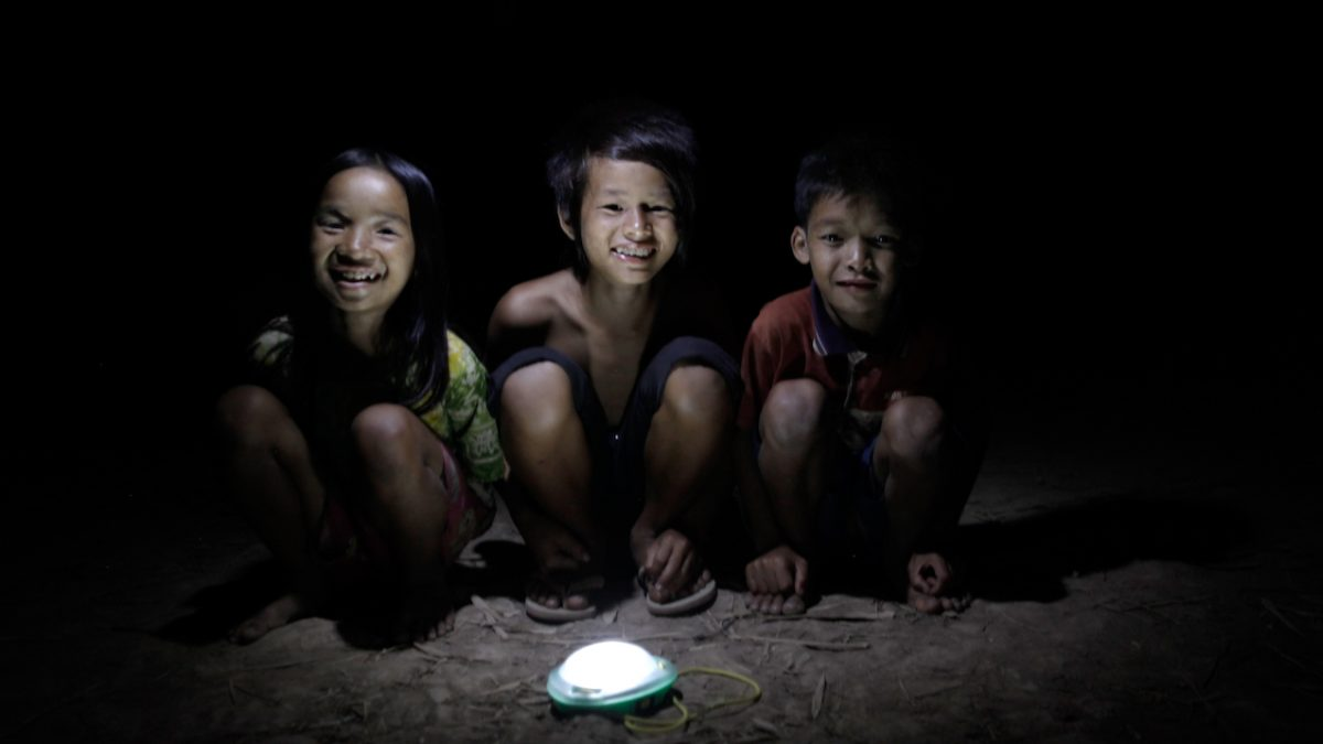Cambodge : Projet Moonlight - Mathieu Young